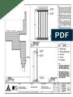 A_1006 Timber Deck Railing