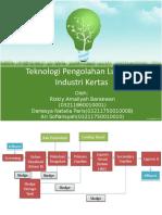 TPL Lumpur Industri Kertas