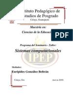 Programa Del Seminario Sistemas Computacionales 2010