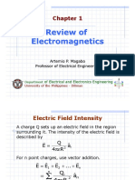 Chapter 1 - Review of Electromagnetics Ver2