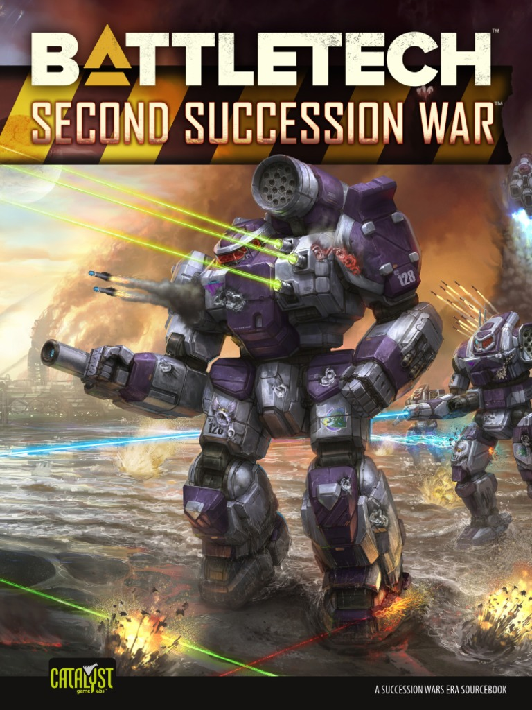 E-CAT35236 BattleTech Second Succession War | Battle Tech