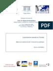 2006-09_La protection sociale en Tunisie nature et cohérence de l'intervention publique