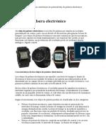 Relojes de Pulsera Electrónicos