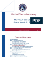 CEA2 Module 5-2 - MPLS Transport 0415