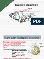 Pengapian elektronik