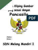 Pancasila Contoh Gambar Dan Makna Nya (1)