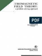 Electromagnetic Field Theory- Markus Zahn 1979-2003