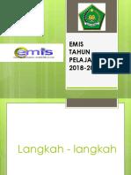 Langkah langkah EMIS 2018-2019.pptx