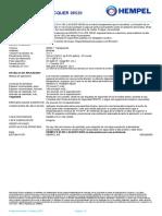 Pds Hi-Vee Lacquer 06520 Es-es