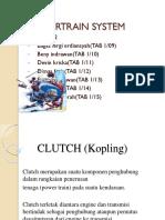 POWERTRAIN SYSTEM CLUTCH.pptx