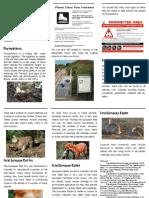 ferals and invasive species