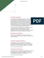 ISBT_ Scientific Programme