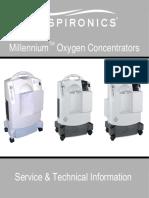 Respironics Millennium Oxygen Concentrator - Service manual (1).pdf