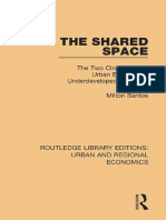The Shared Space - Chapters 1 and 3