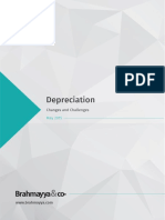 B&Co - Depreciation - Changes and Challenges