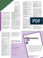 Dépliant_e-patrimoines_5_modules_2014_2