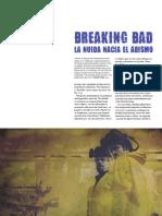 Breaking Bad y la huida hacia el abismo