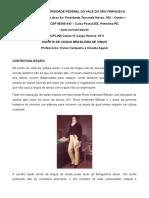 Apostila Escrita de Língua Brasileira de Sinais Correta