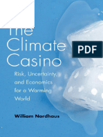 The Climate Casino by William D. Nordhaus - excerpt
