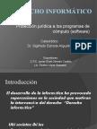 Regulación jurídica del software