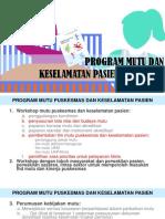 1. Program Mutu