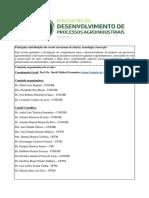 II EDEPA Divulgação e Programação