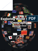 Exploring the World Cultural Geography