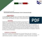 Surgimiento de la República Italiana Punto a Estudiar - Mariangela Ruiz [17!06!2018]