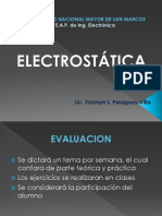 Semana 01 Electrostatica-1