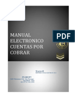 Manual Electronico Cuentas Por Cobrar Gold Edition
