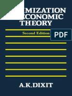 Dixit Optimization in Economic Theory.pdf