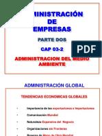 Administración y el ambiente