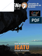 IGATU - GUIA DE ESCALADA