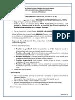 2018 Inducción GFPI-F-019 Formato Guia de Aprendizaje Version 3