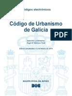 BOE-072 Codigo de Urbanismo de Galicia
