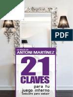 21 Claves Juego Interno