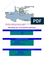 Anon - Historia de La Filosofia Antigua