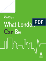 London Vital Signs Report