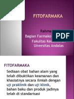 fitofarmaka