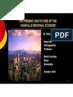 Dr. Walden 2018 Metro Economy Outlook