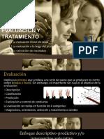 Evaluacion y Tratamiento