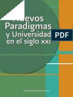 NUEVOS PARADIGMAS Y UNIVERSIDADES EN EL SIGLO XXI