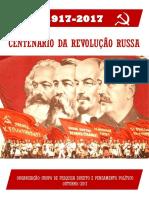 Cartilha Revolução Russa