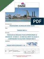 DMM3765 Programm Journalier 20180322