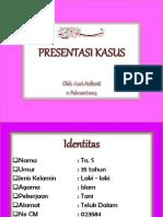 PRESENTASI KASUS GGK