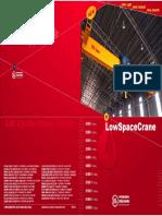 LowSpaceCrane Catalogue