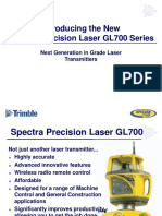 GL700 Series Sales Presentation
