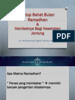 Ramadhan Dan Kesehatan