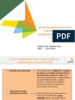 Ley 11683 Con Modif. de La Ley 27430