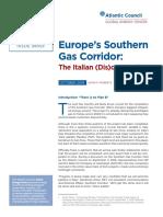 Europe's Southern Gas Corridor
